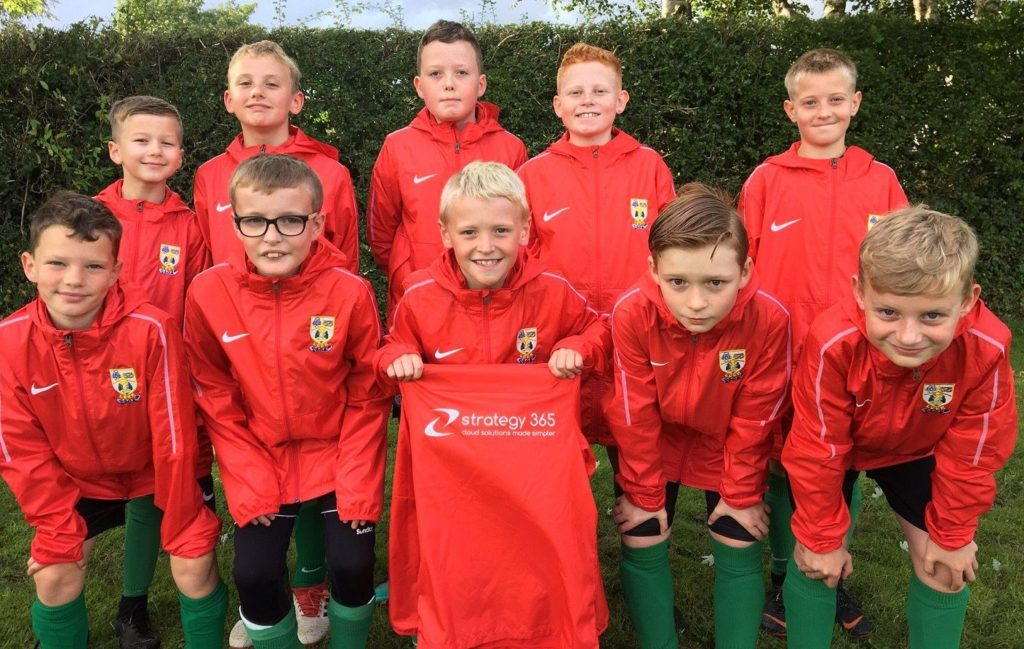 Leek C.S.O.B. Falcons Under 11s