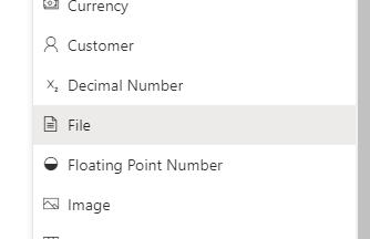 File Field Type
