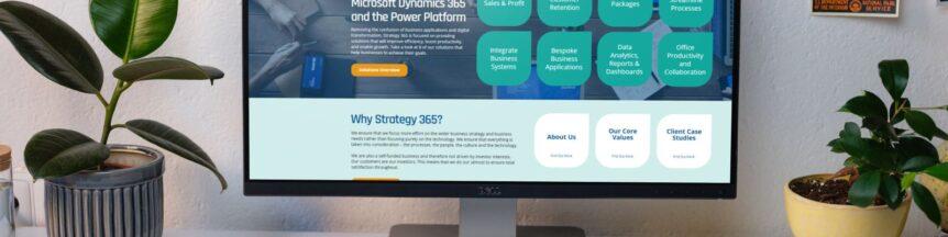 Strategy 365 Rebrand