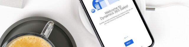 Dynamics 365 Sales App