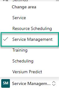 Service Management Link