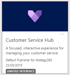 Customer Service Hub